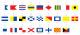 Nautical Flags Bracelet