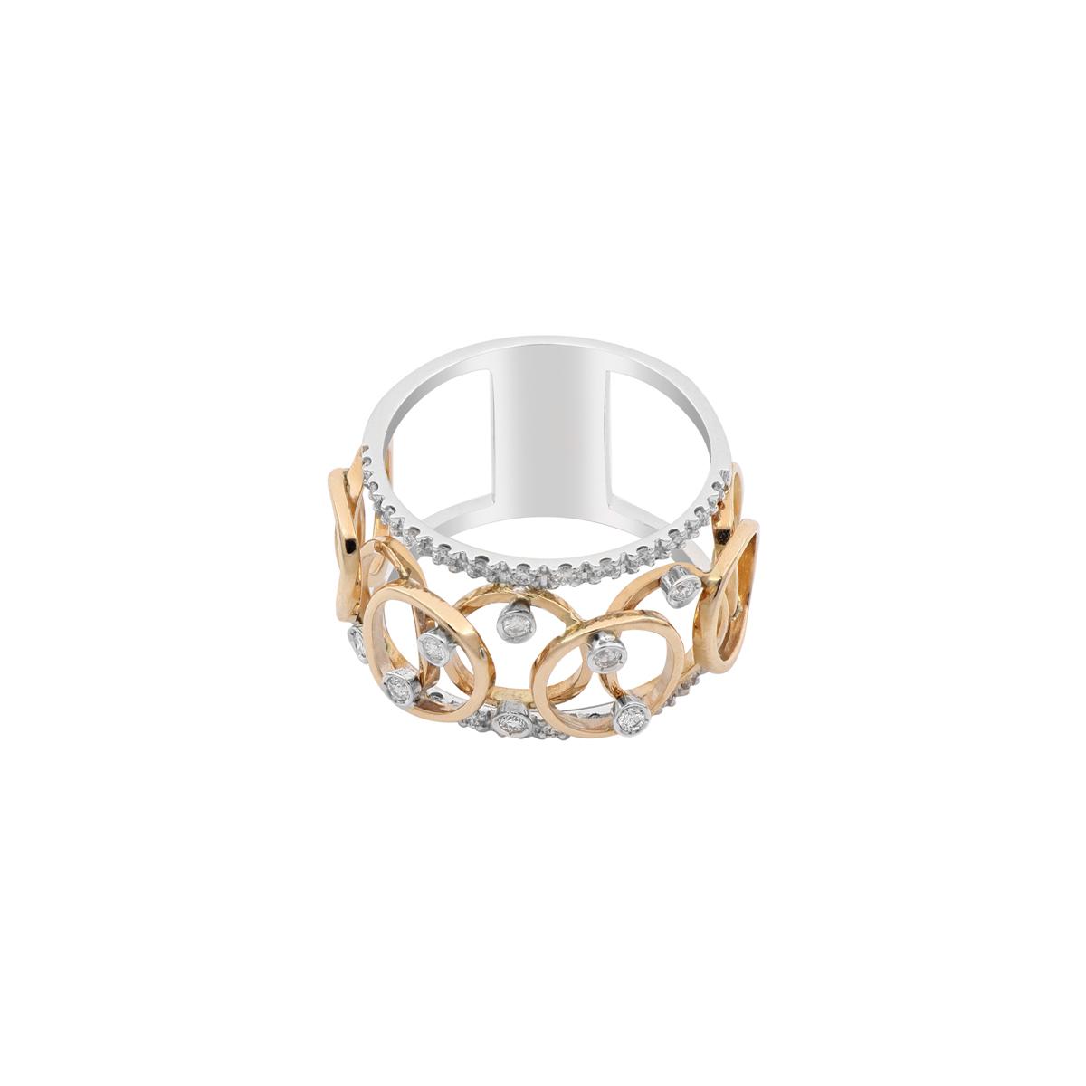 Circle Band Ring