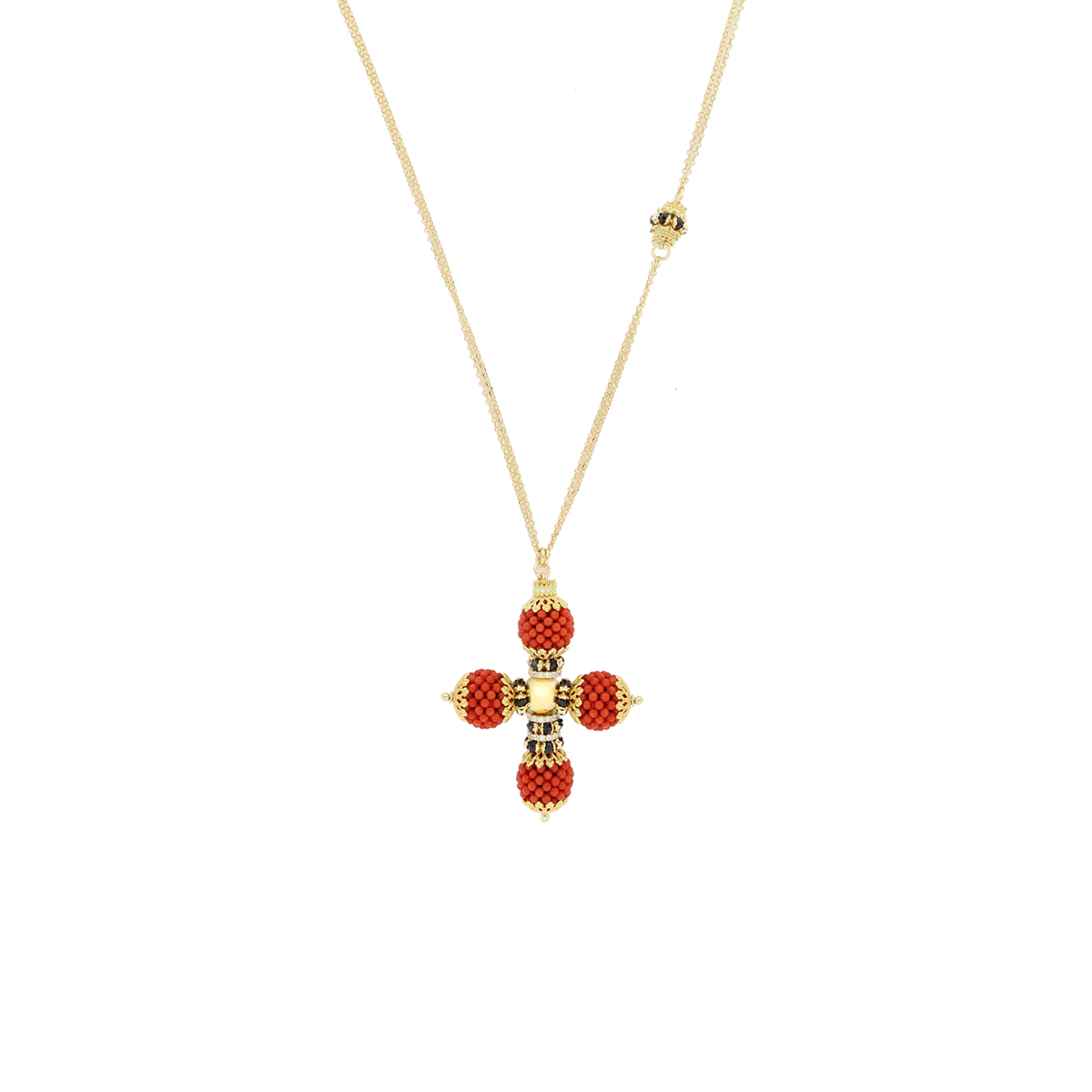 Cross Of Coral