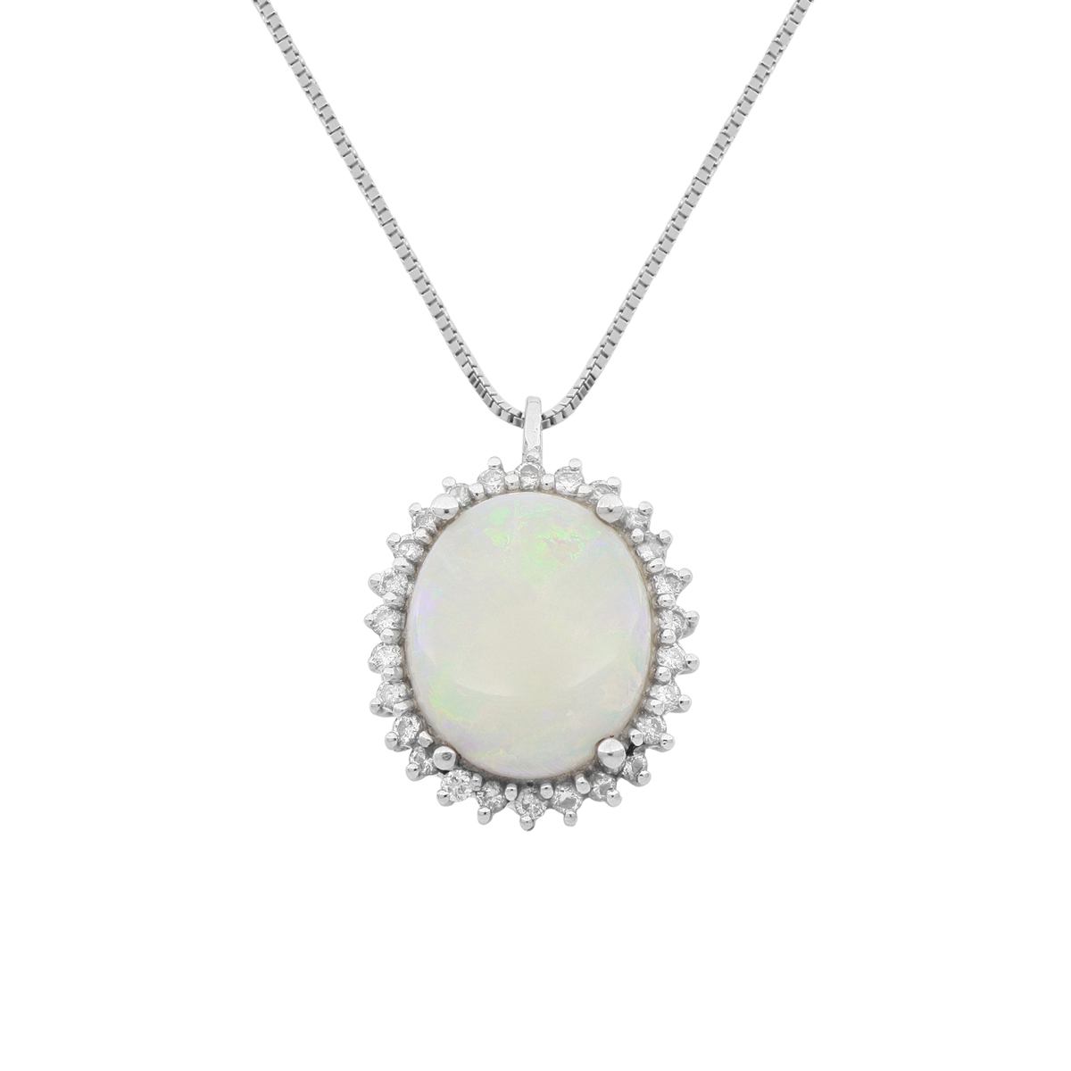 Great Opal Necklace