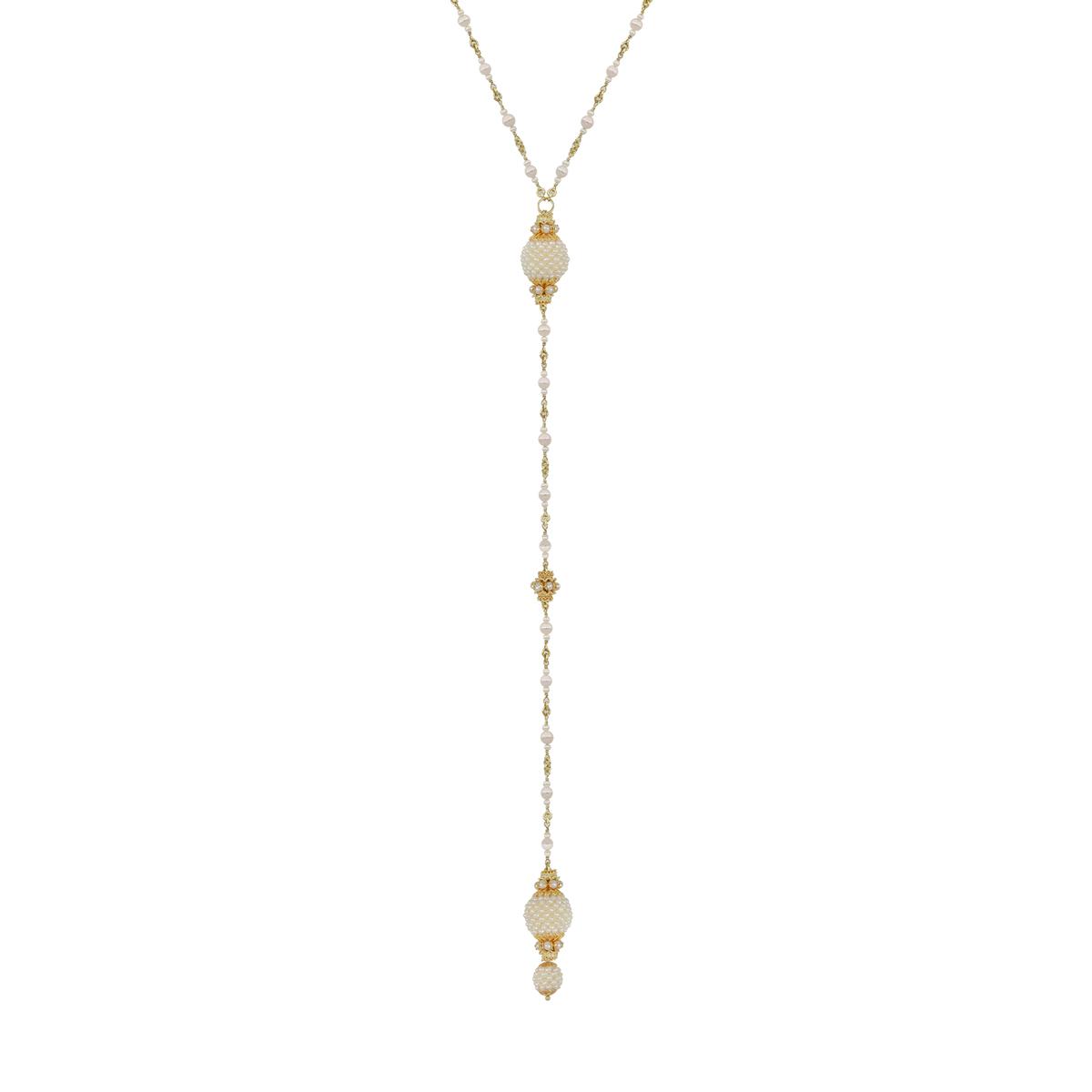 Pearls Baroque Necklace