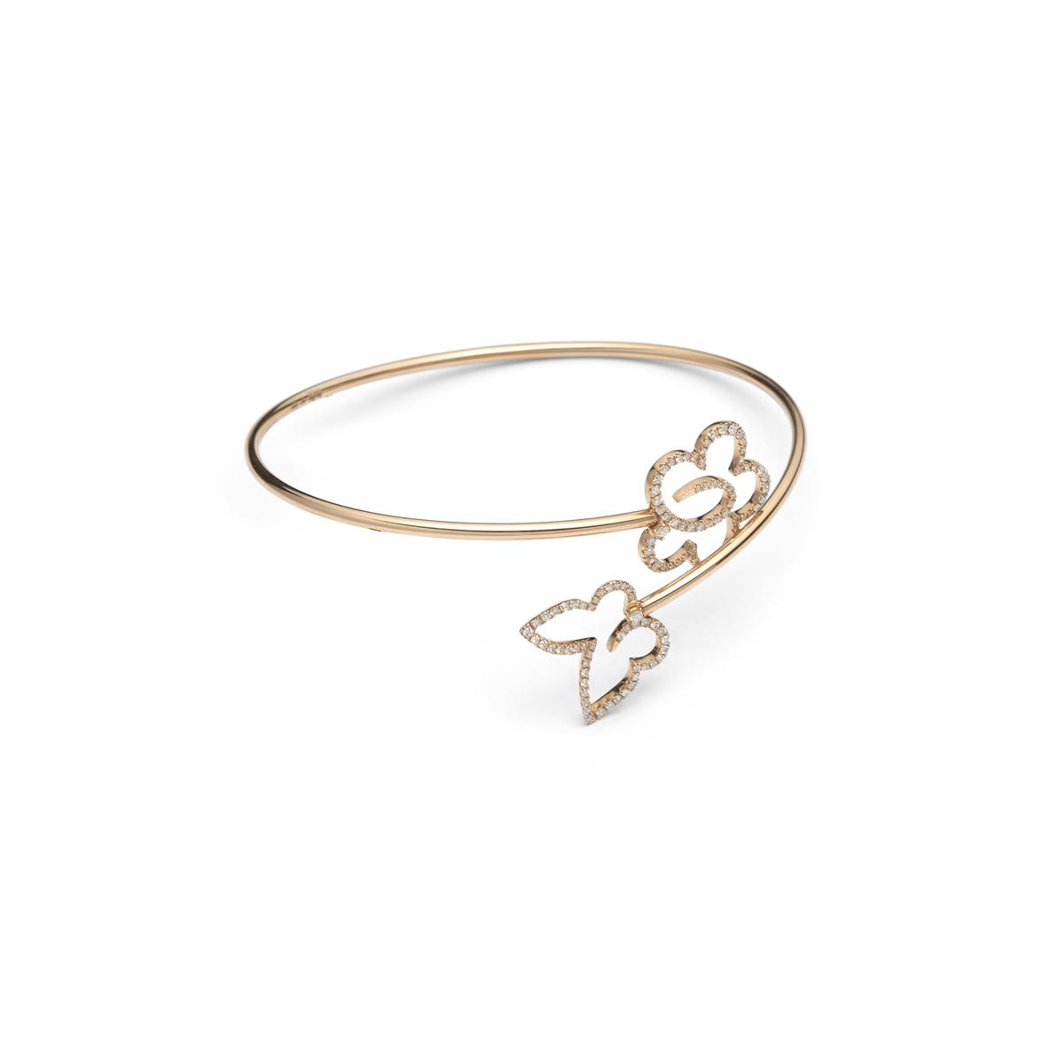 Fantasy Rose Bracelet
