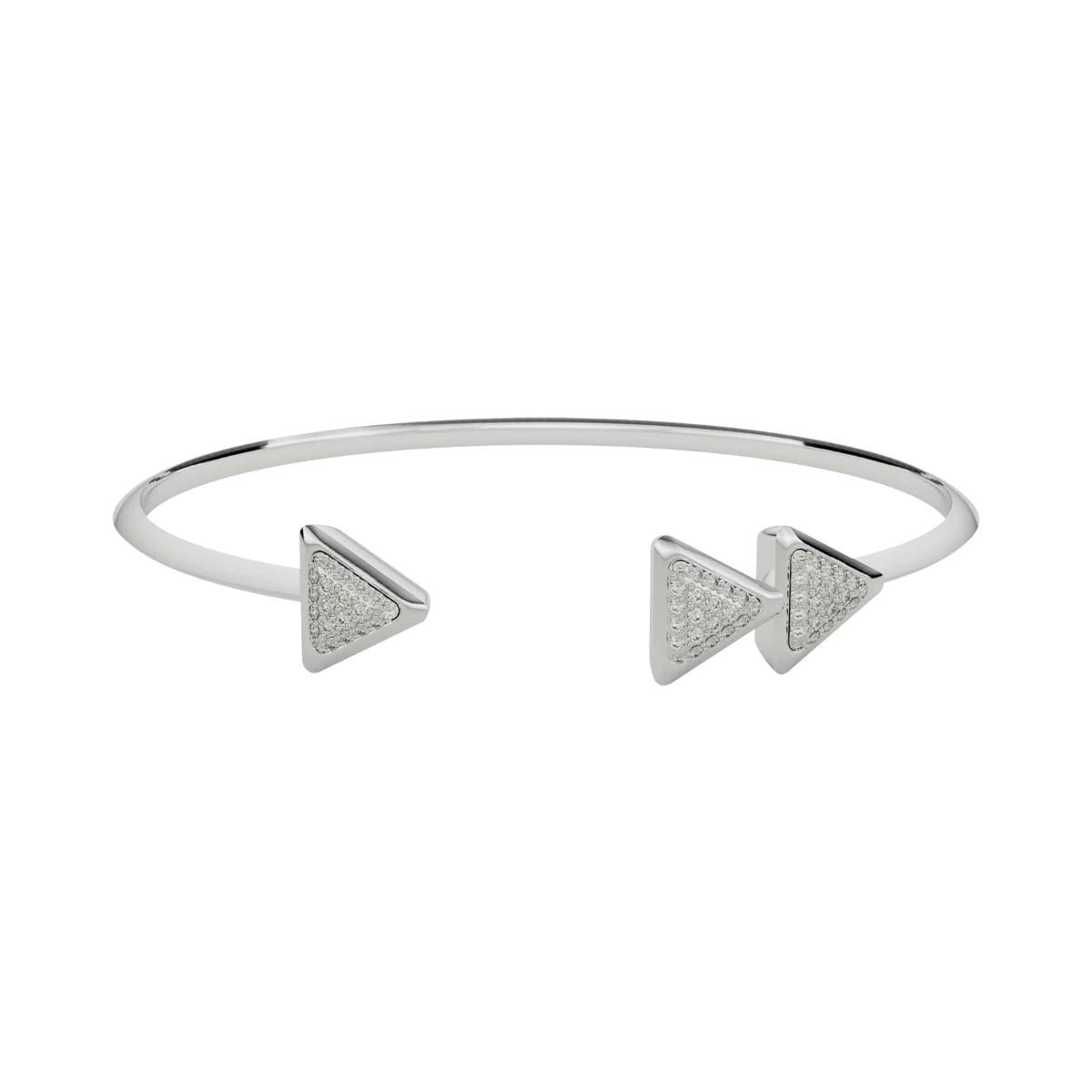 Bracelet Anniversary Dove Vai Forward White Gold Full Diamonds Pavé
