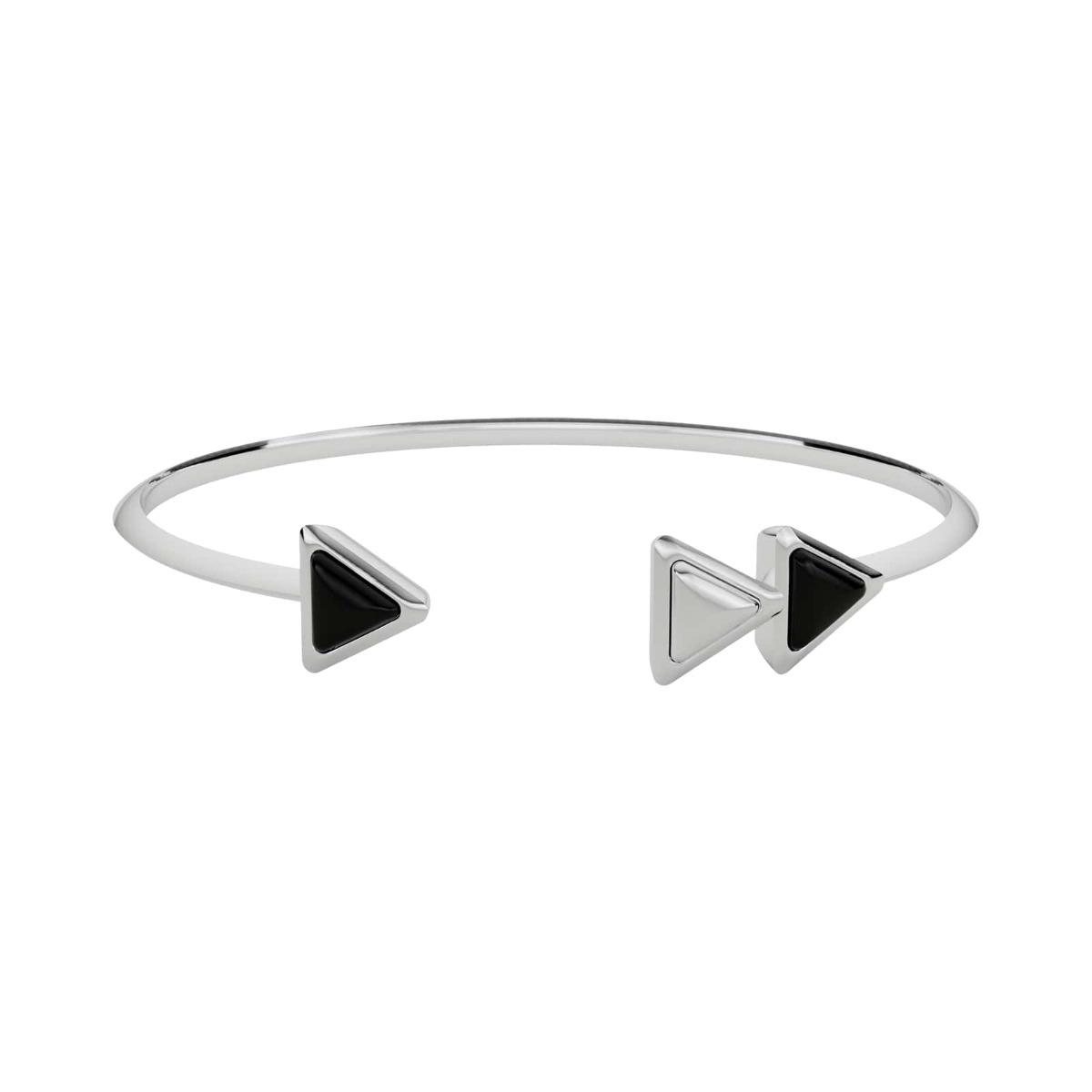 Bracelet Dove Vai Forward Gem White Gold Onix