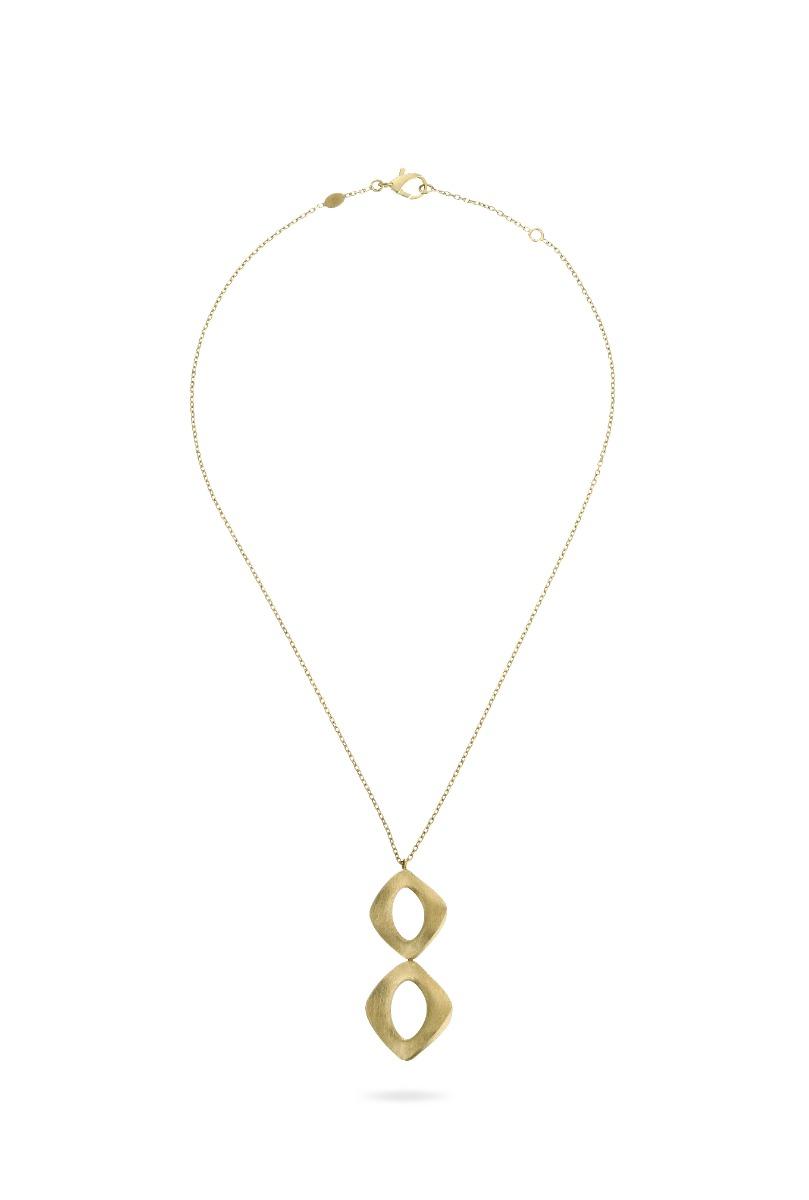 Fantasy Leaf Necklace