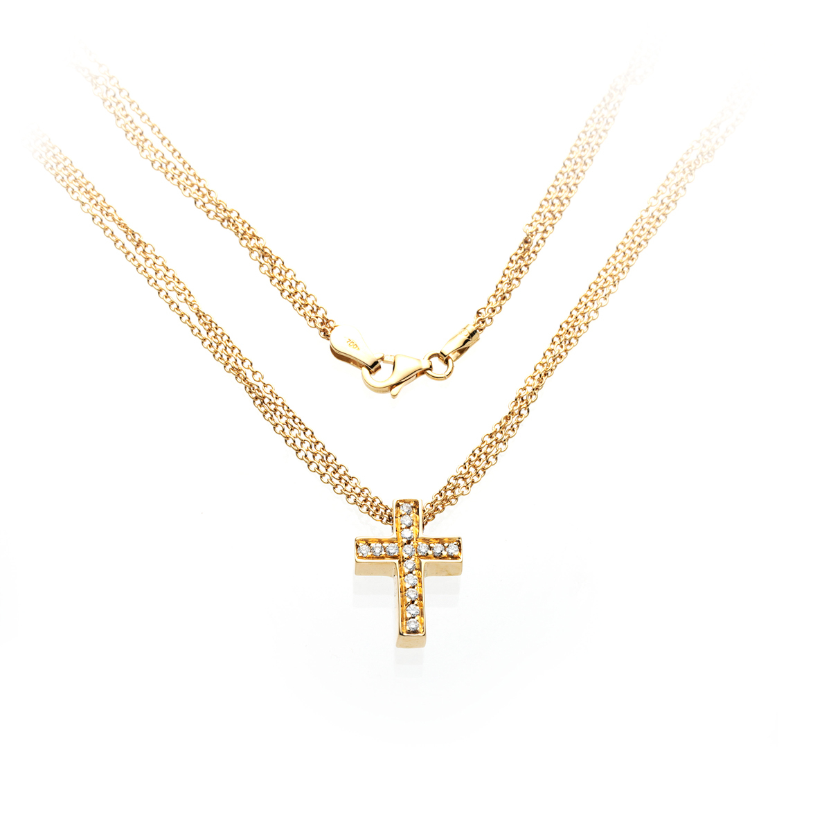 Fantasy Cross Pendant