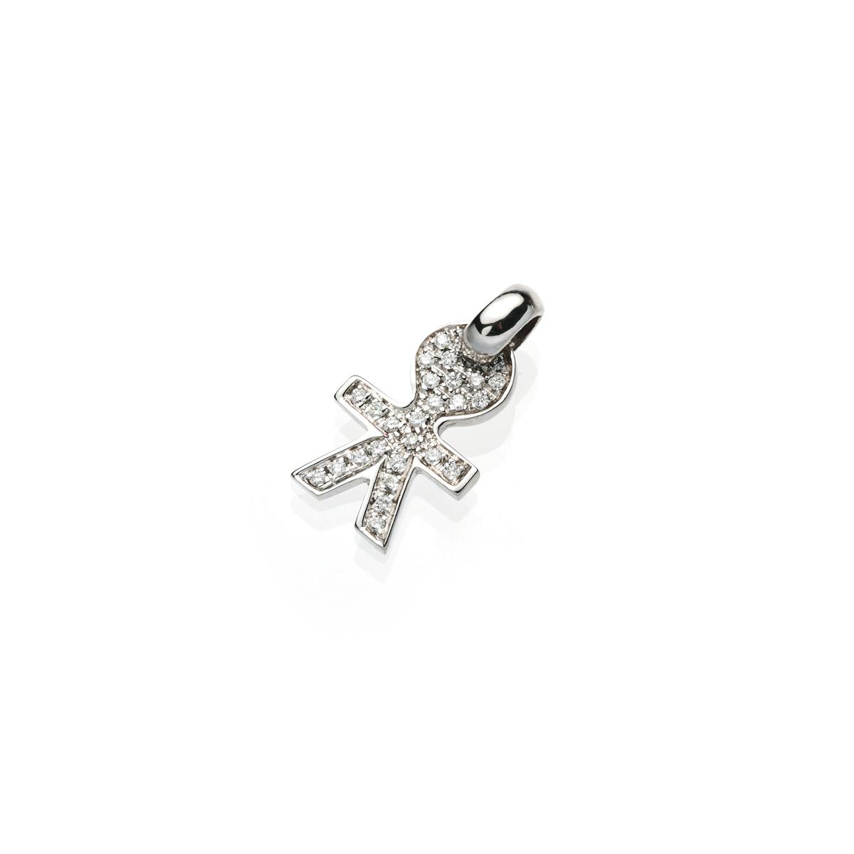 Fantasy Diamond Pendant