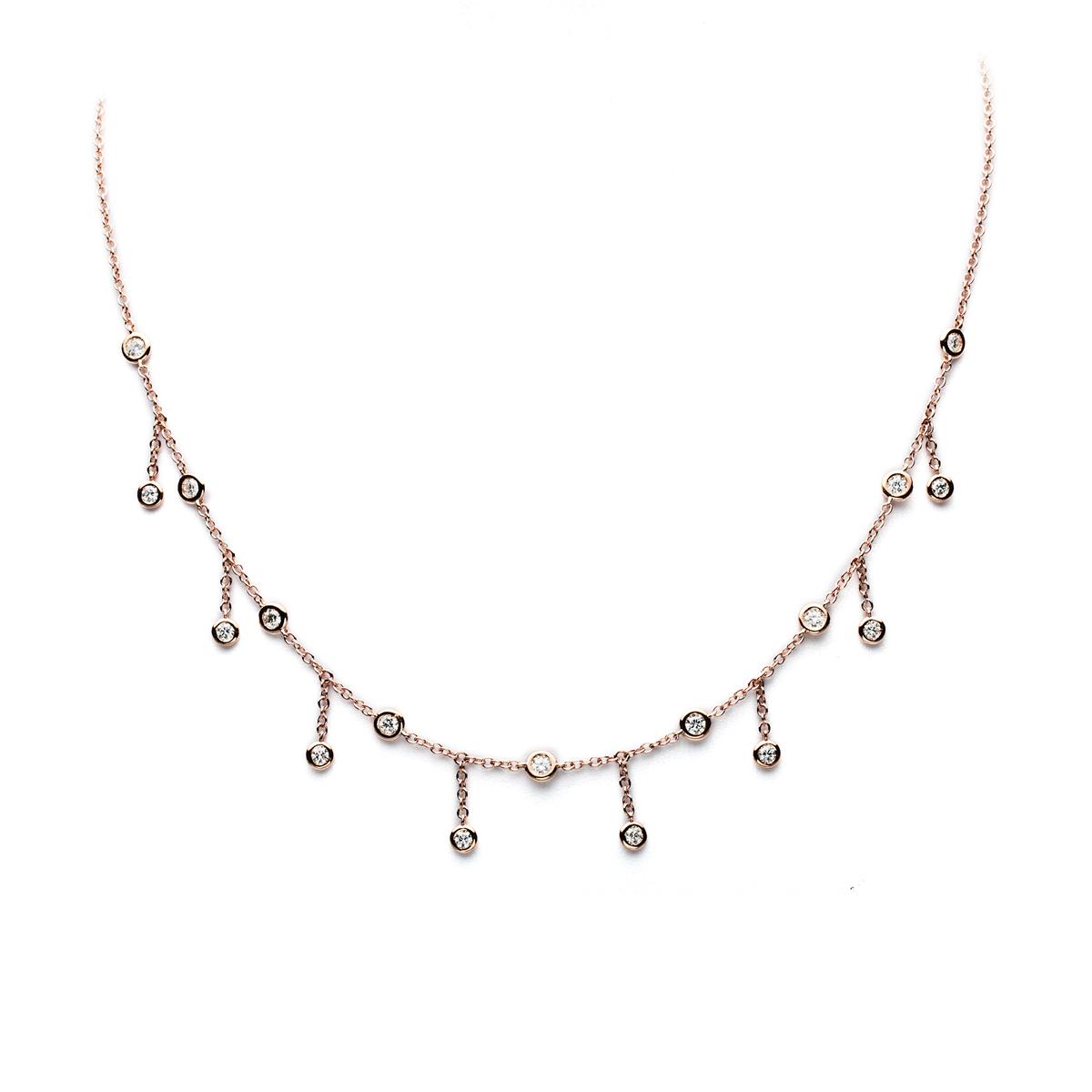 Fantasy Diamonds Necklace