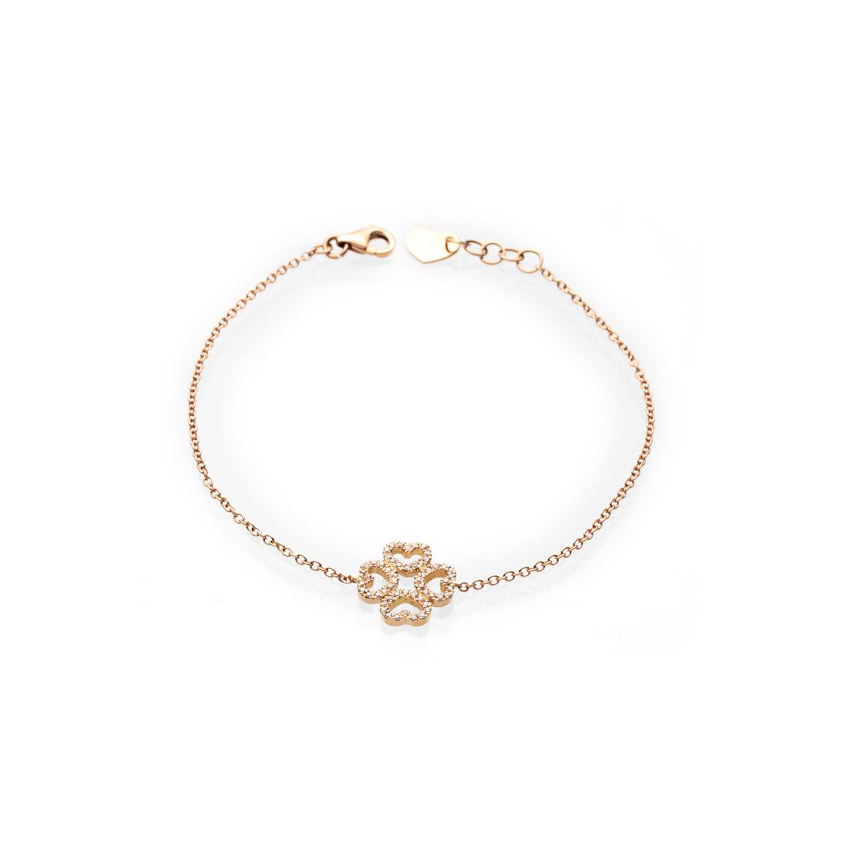 Fantasy Heart Bracelet