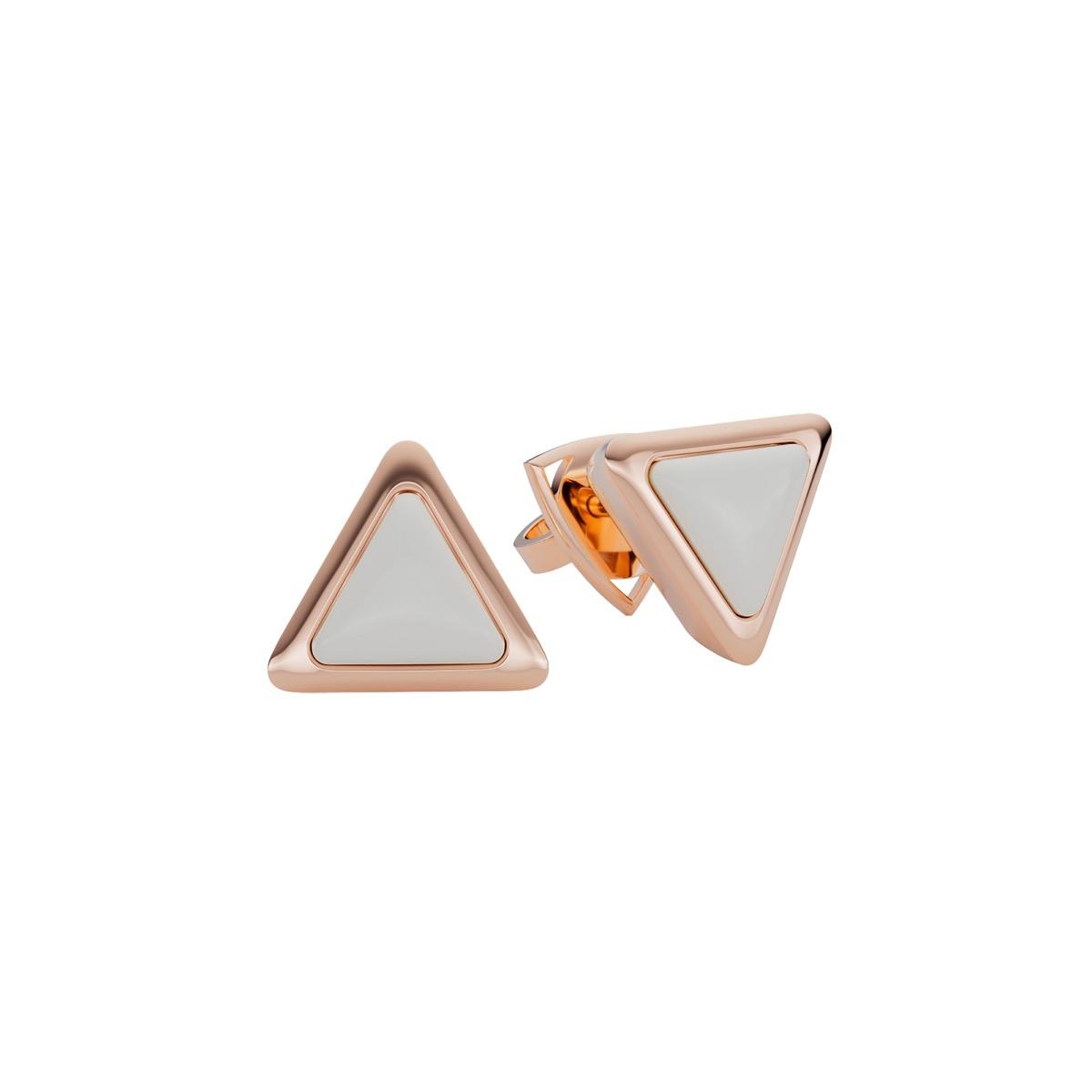 Earrings Be The One Gem Rose Gold Kogolong