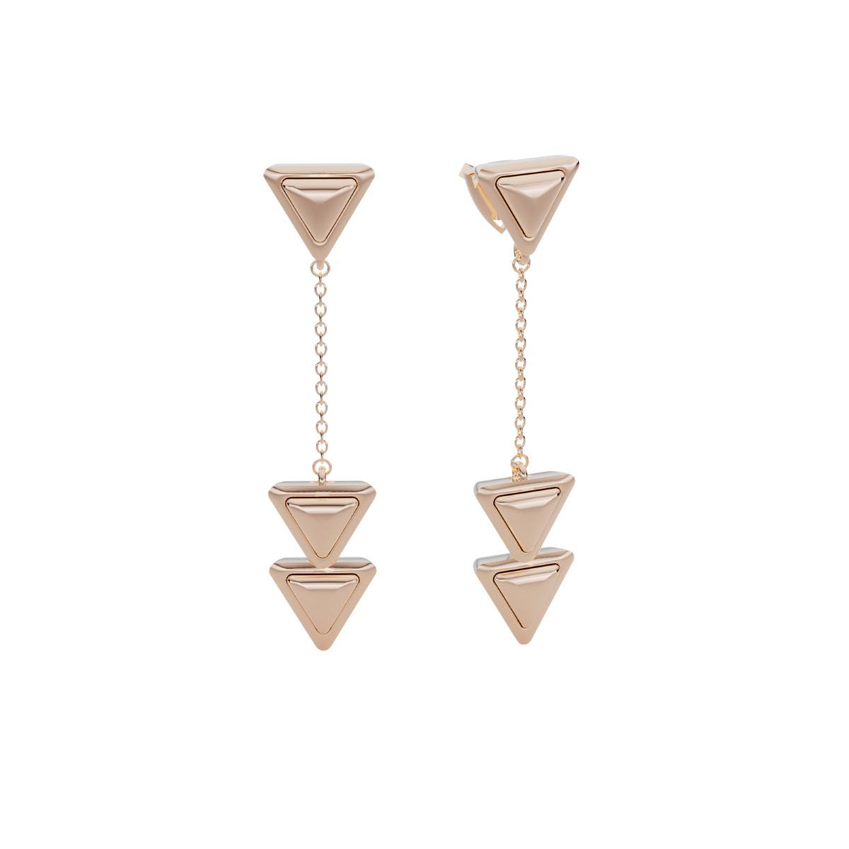 Earrings Dove Vai Forward Essential Full Rose Gold