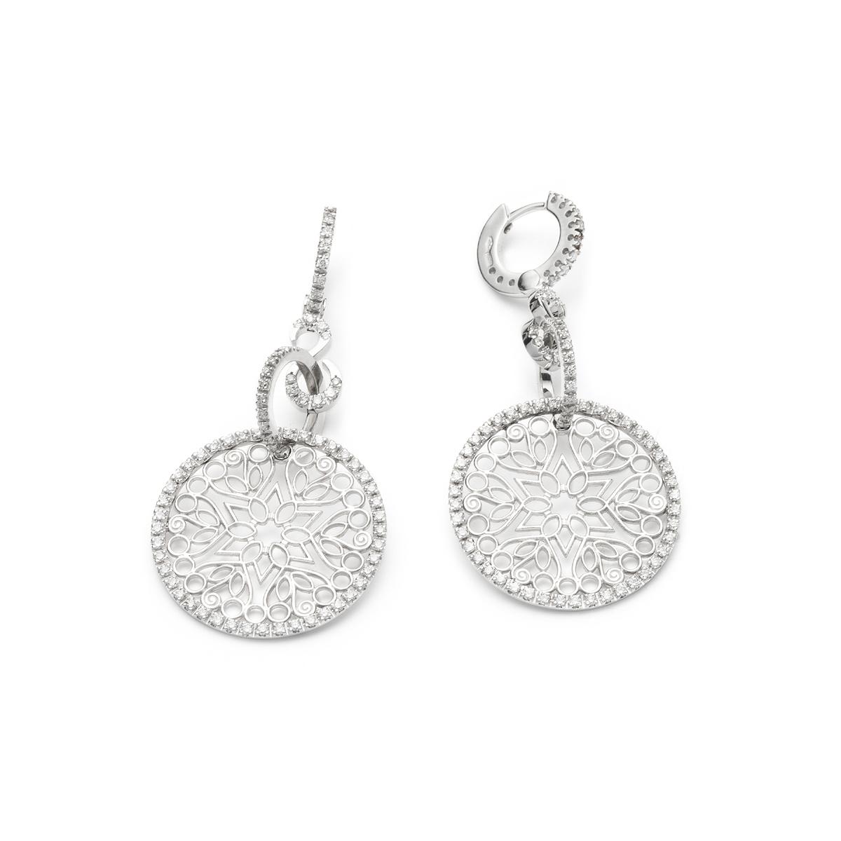 Circledrop Earrings