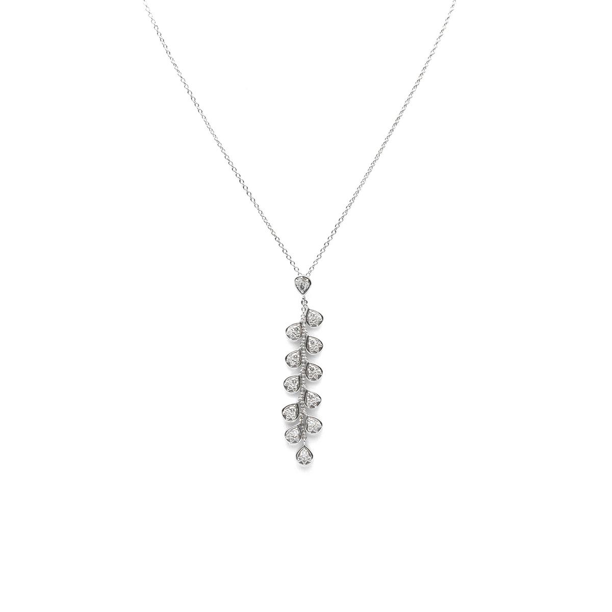 Drop Diamond Pendant