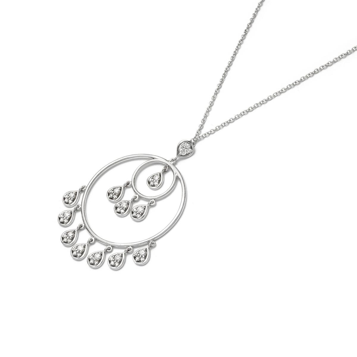 Drop Diamonds Pendant