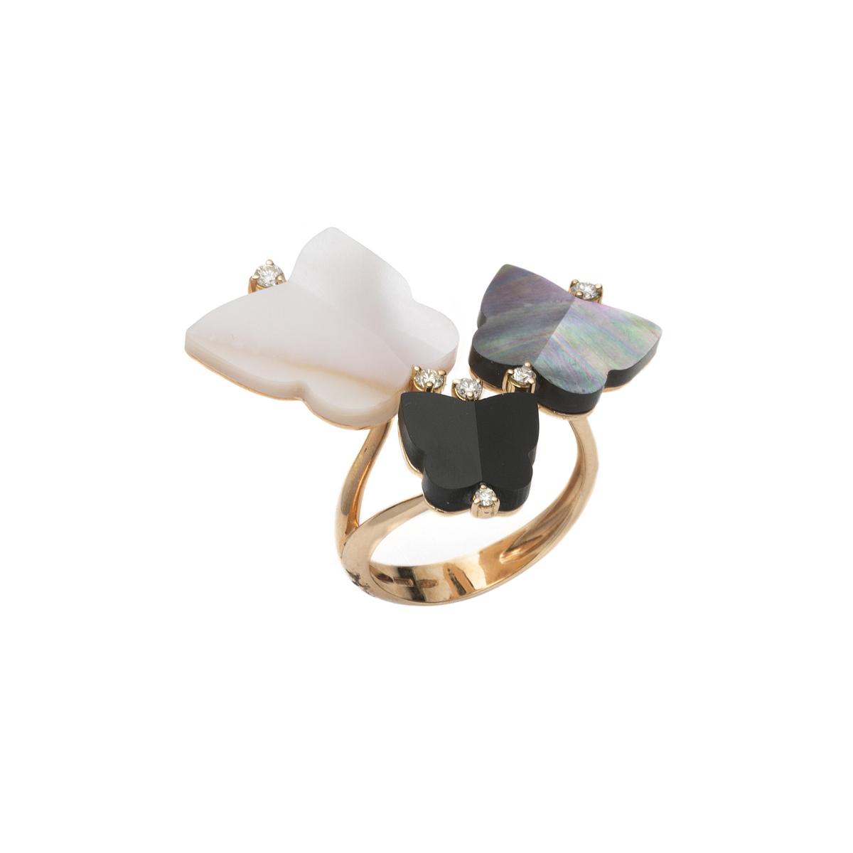Fantasy Butterfly Ring