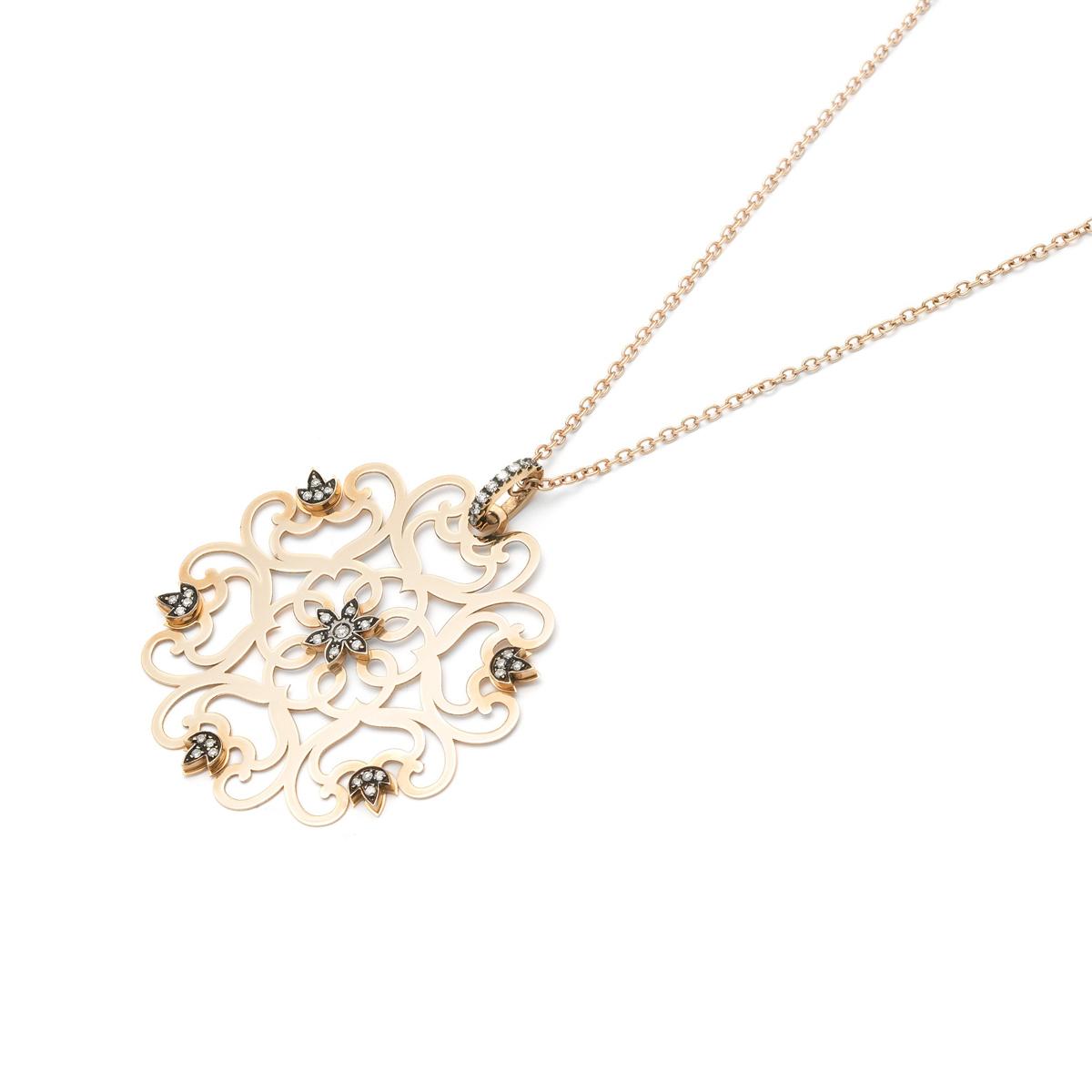 Fantasy Diamonds Pendant