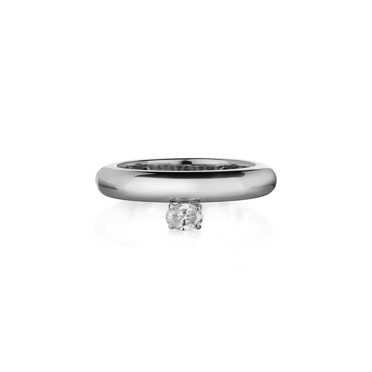 Chubby - Fancy Oval Ring
