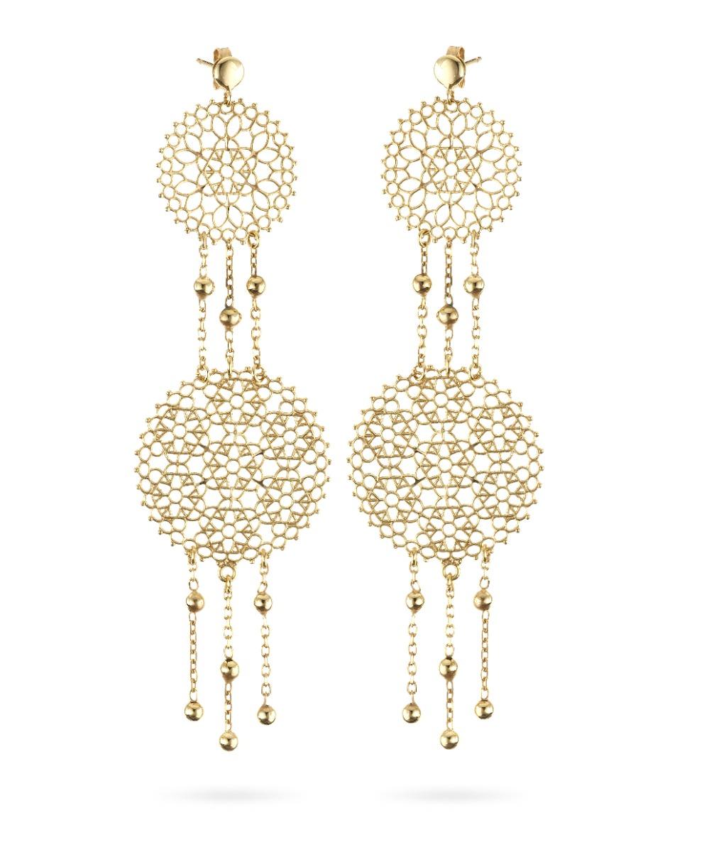 Fantasy Geometrical Earrings