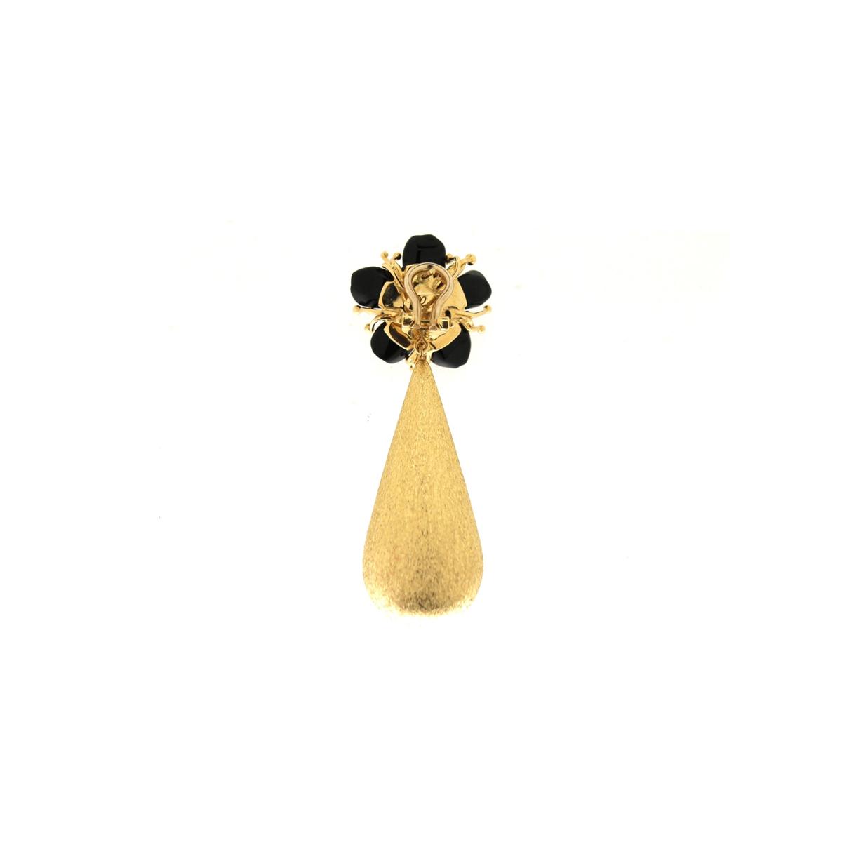 Flowerdrop Earrings
