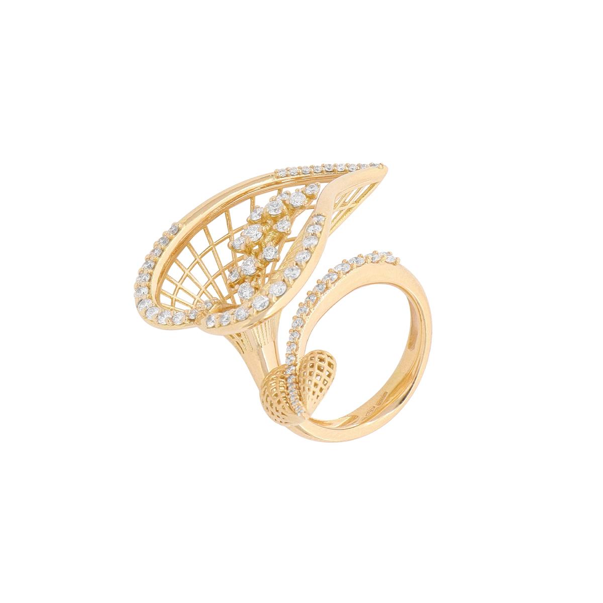 Fantasy Diamond Ring