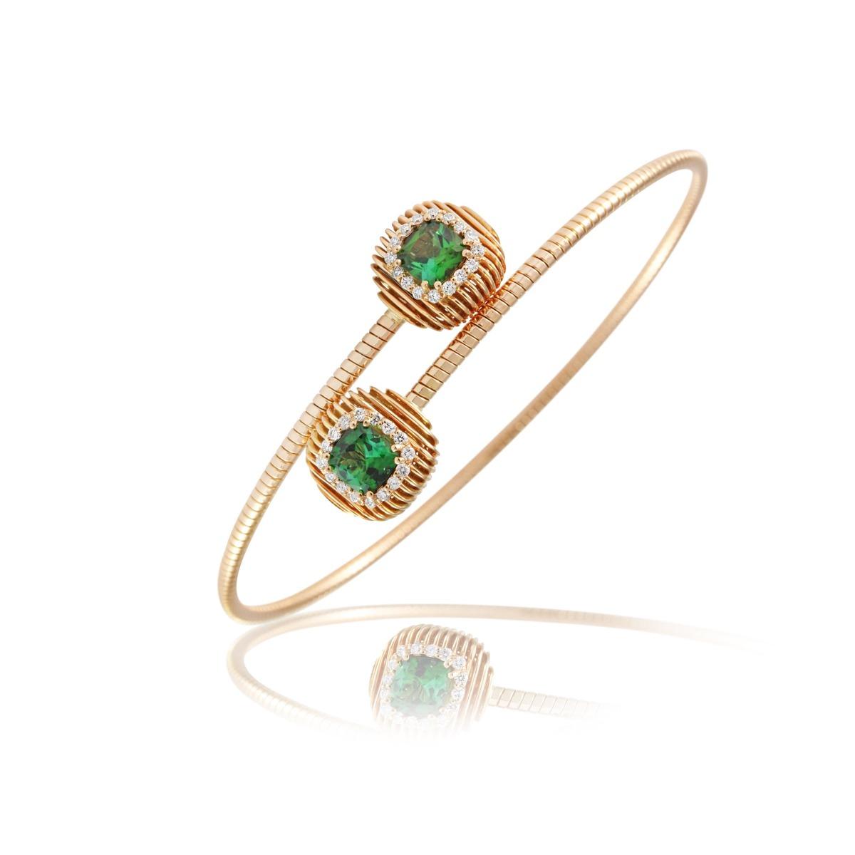 Fantasy Emerald Bracelets
