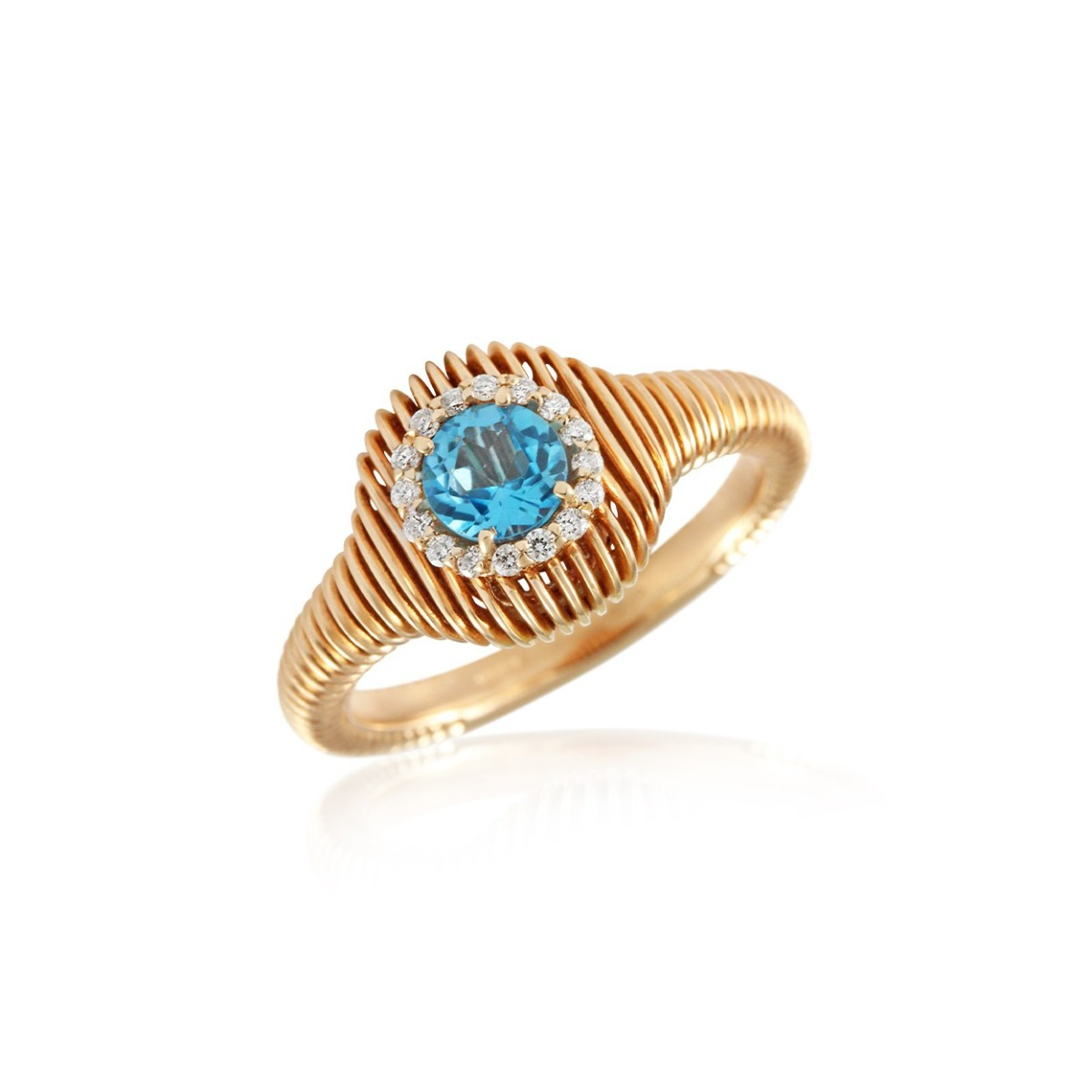Fantasy Topaz Ring