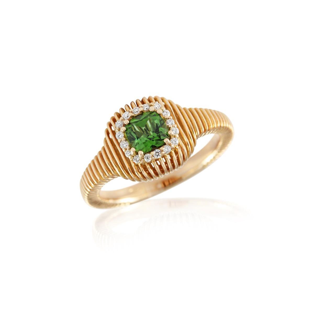 Fantasy Tourmaline Ring