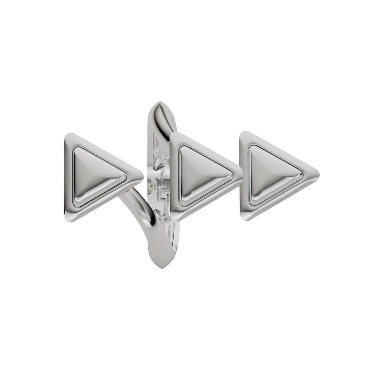 Ring Dove Vai Forward Essential Full White Gold