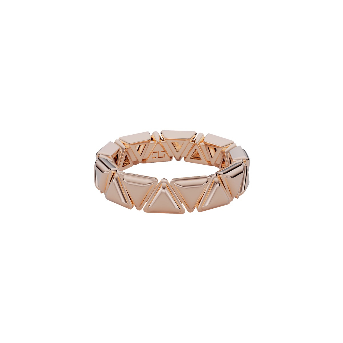 Ring Engagement Mirror Essential Full Rose Gold